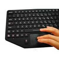 China Enclosed 88-key USB military keyboard with integrated touchpad, military level keyboard on sale