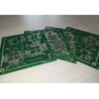 4 layers Multilayer PCB Board ENIG with green soldmask white silkscreen Manufactures