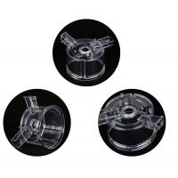 Transparent PC Medical Device Injection Molding Covers Clear For Healthcare Manufactures
