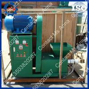 Low Price SLB-1 Charcoal Briquette Machine/Charcoal Briquette Making Machine Manufactures