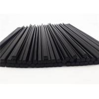 High Temperature Resistance Plastic Chopsticks Length 240 Smooth Surface Manufactures
