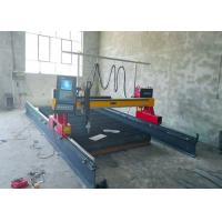 Light Duty CNC Flame Cutting Machine With Automatic / Mechanical Controller Manufactures