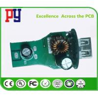 Car Charger PCBA Board 6 Layer FR4 Raw Material 0.8-1.2mm Board Thickness Manufactures