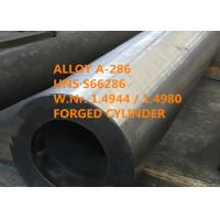 A-286 / UNS S66286 High Temperature Alloys For Offshore Oil And Gas Wellhead Manufactures