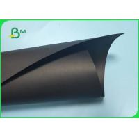 FSC Approved Book Binding Board / Black Carton Board Different Thickness Customized Manufactures