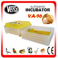 2014 CE Approved High Quality Best Price Digital Automatic 96 egg Incubator/Chicken egg incubator/Egg Hatching Machine Manufactures