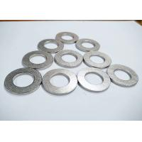 DIN2.4660 Nickel Alloy Fasteners Alloy 20Cb-3 Alloy 20 Flat Plain Washer DIN125A ISO7090 Manufactures