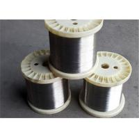 Sus 430 410 Stainless Steel Galvanized Iron Wire 0.05mm-16mm Abrasion Resistance Manufactures
