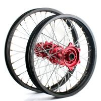 China Dirt Bike Honda Custom Motorcycle Wheels Extra Strong Stainless Steel Spokes on sale