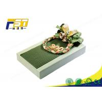 Decorative Rigid High End Gift Boxes Custom Printed Glossy / Matt Lamination Finishing Manufactures