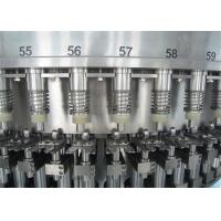 China 1000LPH Carbonated Soft Drink Production Line Bottling Packing Like Coca on sale