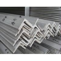 China AISI Hot rolled 316 304 410 HRAP stainless steel angle bar iron sizes 75 * 75 * 6mm on sale