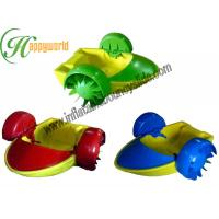 Plastic Inflatable Boat Accessories , Inflatable Paddle Boat / Bumper Boat Accessories Manufactures