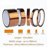 Double Sided Polyimide Film Adhesive Tape Manufactures