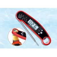 China Instant Read Meat Digital Food Thermometer Waterproof IP67 For Food Industry on sale
