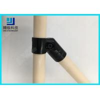 45 Degree Angled Pipe Connector Flexible Pipe Joint For Diy Pipe Rack HJ-9 Manufactures