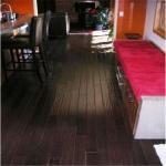 Kanger Hand scraped Teak bamboo flooring Manufacturer on sell directly Manufactures
