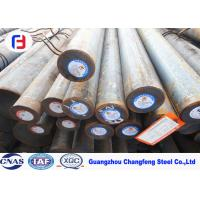 China Annealing Machinery Hot Work Tool Steel Round Bar H13 / 1.2344 / SKD61 Black Surface on sale