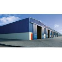 Stable Metal Frame Buildings , Hot Rolled Light Steel Frame Construction Manufactures