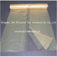 Fully Treatment Car Paint Film Manufactures