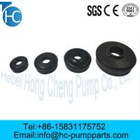 Slurry Pump Parts Rubber Expeller Ring Manufactures