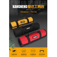Multifunctional Canvas Tool Bag Thickening Belt For Electrical Fanny Packing Manufactures