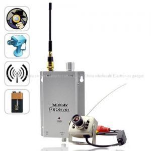 1.2GHz Wireless Mini Camera Kit (QT-280B) Manufactures