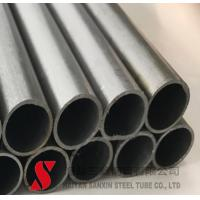 ASTM SAME SA192 Heat Exchanger Steel Tube Seamless Carbon Steel Material Manufactures