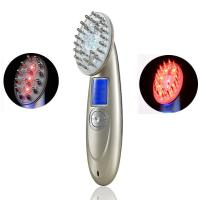 Red Led Light Hair Regrowth Laser Comb Scalp Massage 650nm Low Level Laser Manufactures