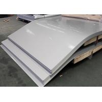2B BA NO4 Surface Finish 304 Stainless Steel Sheet  0.8mm 1.2mm For Construction Manufactures