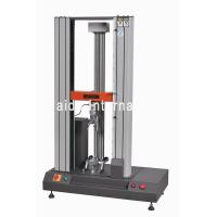 Leather Tensile Testing Machines , Computer Servo Electrical Test Equipment RS232 Manufactures