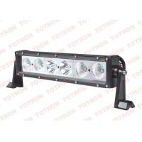 China 14 Inch 60W Super Bright Offroad LED Light Bar for Jeep , LED Off Road Lighting Fixtures wholesale