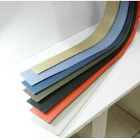 Plastic Baseboard Installation Colored PVC Skirting Board Manufactures