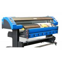 Semi Automatic Digital Large Format Solvent Printer With DX7 Print Head Manufactures