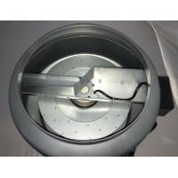 Galvanized Steel EC Durable Circular Duct Fan , Inline Duct Exhaust Fan CE Certificated Manufactures