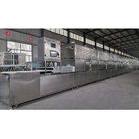 Intelligent Microwave Continuous Drying Machine Manufactures