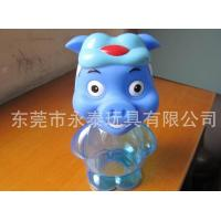 China Customized Saving Bank,Blue GG Bond Candy Box,3C passed factory custom Piggy Bank,M on sale