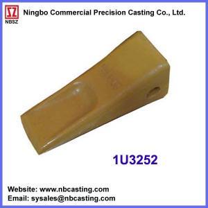 China CAT J250 SERIES Mini Excavator bucket teeth 1U3252 on sale