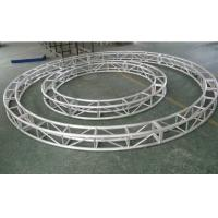 Silver Small Outdoor Aluminum Stage Truss For Exhibition Events T6-6082 Manufactures