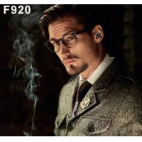 Fashion Stretch Bluetooth Wireless Clip Business Headset Headphone  F920 Manufactures