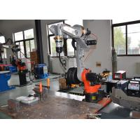 10kg Robotic Welding Machine , Welding Automation Equipment  Inner Cooling Manufactures