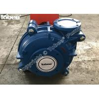 Tobee®  6/4 E AH Open Impeller Type Slurry Pump Used in Diamond Mining Manufactures