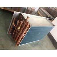 Industrial Dehumidifier Heat Exchanger Copper Coils HVAC Coils Manufactures