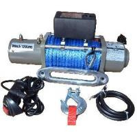 Power Winch (SC12000T) Manufactures