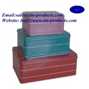 Metal set , gift set  ,Gift box set, metal  case set, metal box  set, Christmas  Box, cake Box, from Goldentinbox.com