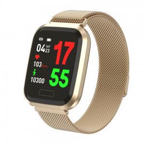 China Fitness Bright Wrist Smart Watch Supports Gps on sale