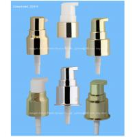 China Cream Pump/ Treatment Pump 20/410 Aluminium/ UV coated Quality is our culture on sale