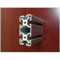 Buy cheap Industrial Structural T-slot Aluminum Profiles For Powder Coating Aluminium Purity 99.6% from wholesalers