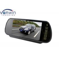 7 Color TFT LCD Car Rear view Mirror Monitor for Cars, vans, trucks Manufactures