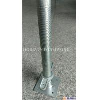 Universal Scaffold Screw Jack With Dismountable Base Plate and U-Head Manufactures